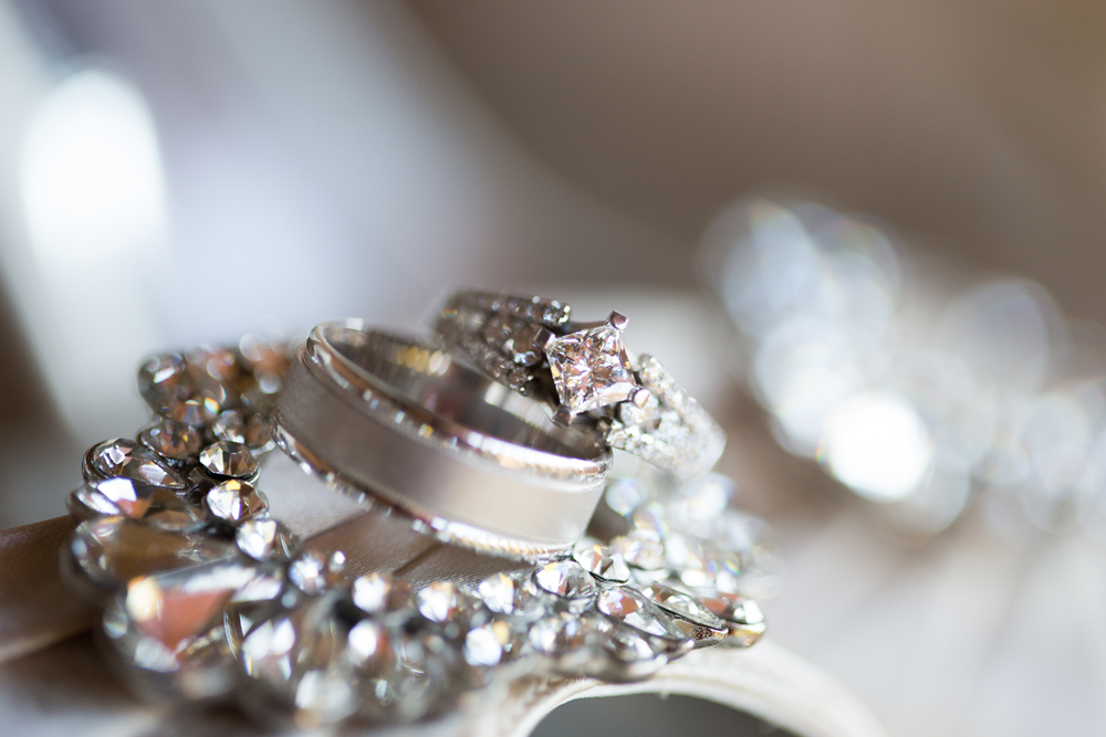 bling, rings, cubic zirconia, wedding